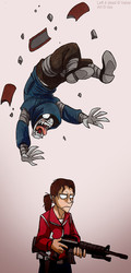 L4D - Incoming by IsisMasshiro