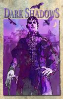 Dark Shadows - Poster by wooden-horse