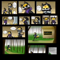 The Lone Fox Ch.1 Pg.2 by SweetMint9