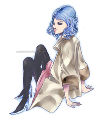 Baby Blue by PassionateStar