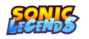 Sonic Legends Logo by NuryRush