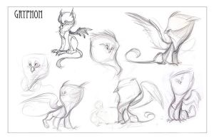 Gryphon Final Designs by kayjkay