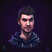 JackSepticEye by SimplEagle