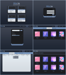 Itiz.in Web Interface Design by ToffeeNut