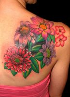 floral cover-up by asussman