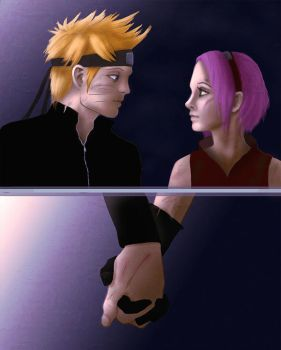 My Strength Is Yours NaruSaku by rysque