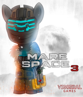 Mare Space 3 by LethalMoose