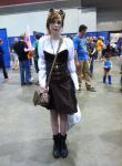 Steampunk lady by VeronicaPrower