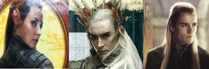 Elves of Mirkwood by Lilith-Babydoll