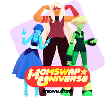 {MMD} Momswap!Homeworld Gems [SU] (Download) by YikesDepartment