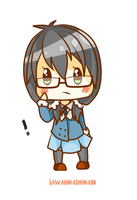 AT : SweetOrenji ~ Cheeb Chiyo! by kamacchi