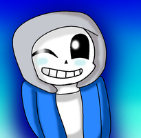 Sans by theshadowpony357