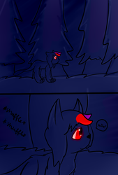 Fire meets Ice part 1 (TMNT Collab Comic) by Foziz105