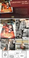 Carciphona Volume 1 Preorder by shilin