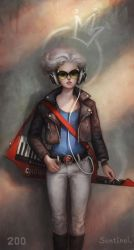 Queen of Indie Rock by Sentinel13
