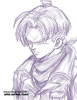 Future trunks by Mark-Clark-II