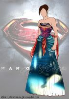Outfit Adopt (Open) - Man of Steel by Girly-Adoptables