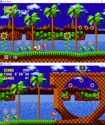 Sonic Mania  - Amy Rose Mod concept by RGXSuperSonic