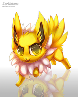 =Pokemon= Chibi Jolteon
