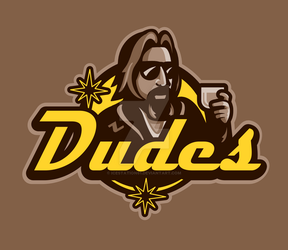 Dudes logo by IceStation61