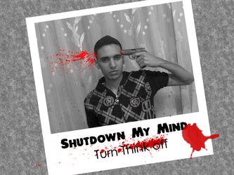 Shutdown My Mind by etech-savvy