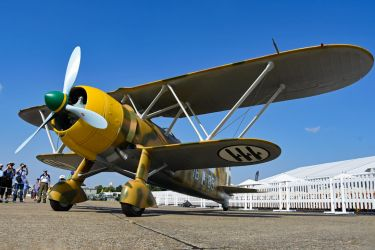Fiat CR.42 Falco by Daniel-Wales-Images