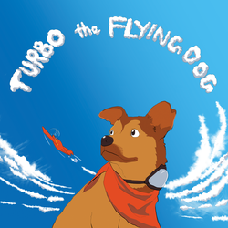 Commission- Turbo the Flying Dog Cover by Mahasim