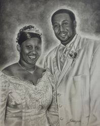 Wedding Portrait by brailynne