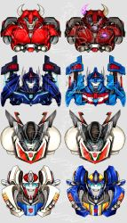 Transformers Charms - Autobots by Karra-shi