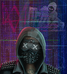 Wrench - Watch Dogs 2 by Kalo546