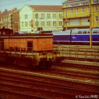 train station by ylf13