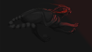 TigerTailed by maralr