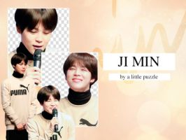 JIMIN 05 (PNG'S) by ALITTLEPUZZLE