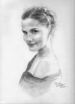 Louise Brealey by lordofthepirates