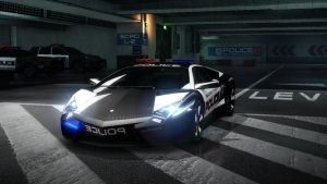 revention police. NFS by DazKrieger