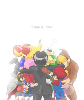 Thank You by ruistyfles