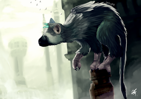Trico | The Last Guardian by imlupa