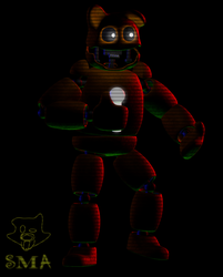 Minigame Freddy! by SelfMotivatedArtist