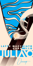 Juliano - Latte Macchiato Caramello by Jtaah