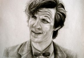 Doctor Who: Bow-ties are cool! by Lauren-Gowler
