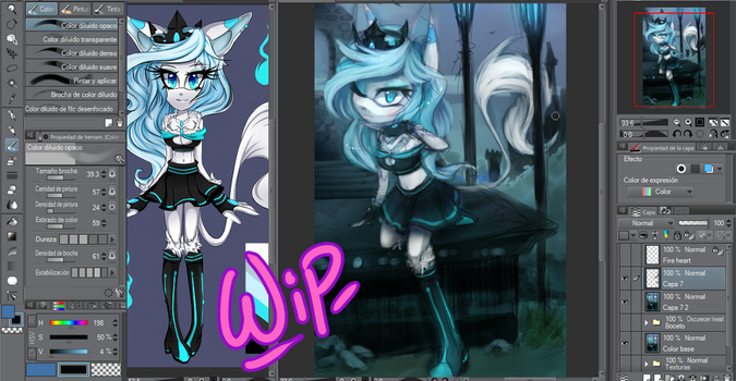 AT Wip by fangirl-sonicteam