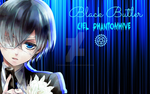 Black Butler Icon 6 by MySancuaryLittlePony