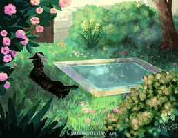 The Garden by Immonia