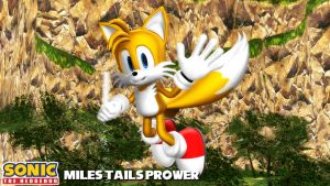 (MMD Model) Miles Tails Prower Download by SAB64