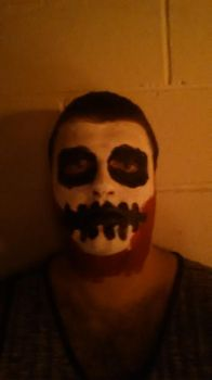 Face Paint/Filter Effect by CODO912