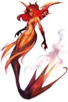 Infernal Nami by Sayomi96