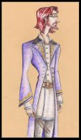 Young Albus by FizzingWhizbees