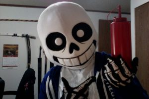 My Sans Cosplay by Whimsy-Floof