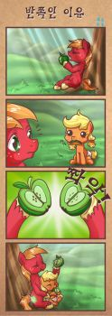 Origin of the cutiemark by mrs1989