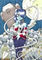Squigly(Skull Girls) by gumi-zawa